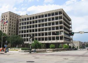 Harris County Family Law Center in Downtown Houston