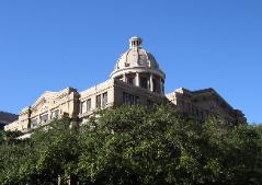 Old Harris County Civil Courthouse