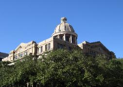 Future Seat of the Houston Court of Appeals Old Harris County Civil Courthouse