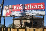 JudgeMike Engelhart 2008 judicial election campaign billboard