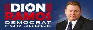 Dion Ramos - 2008 Dem. Candidate for 55th District Court in Harris County TX